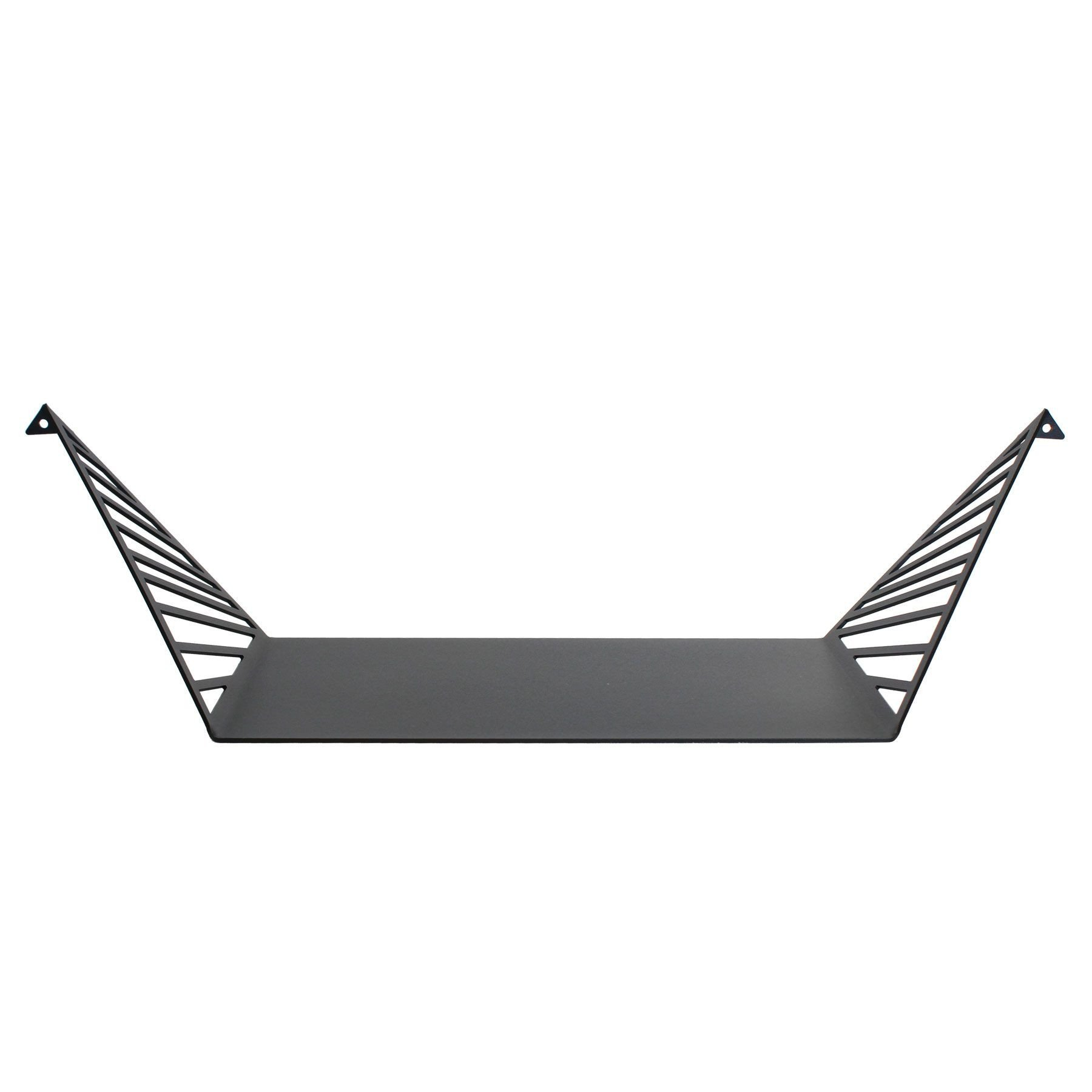 Shelf Line Large   Dark Grey