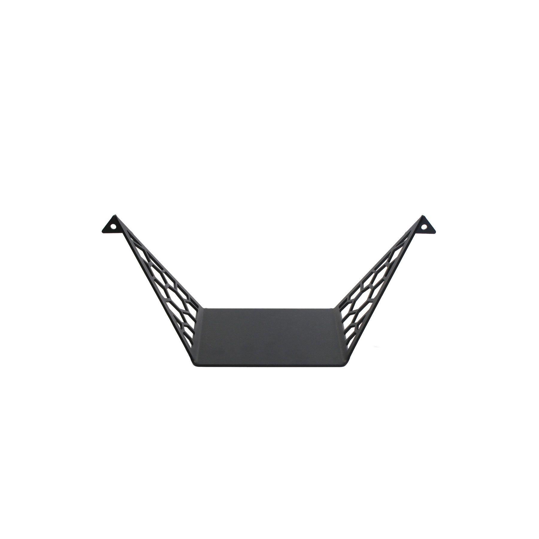 Shelf Hex Small | Dark Grey