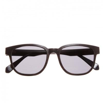 Unisex-Sonnenbrille Hybris | Walnuss