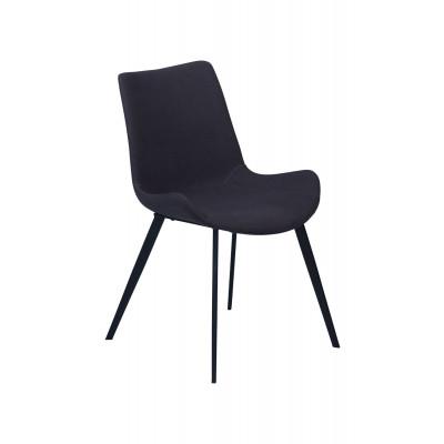 Chair Hype Fabric | Black