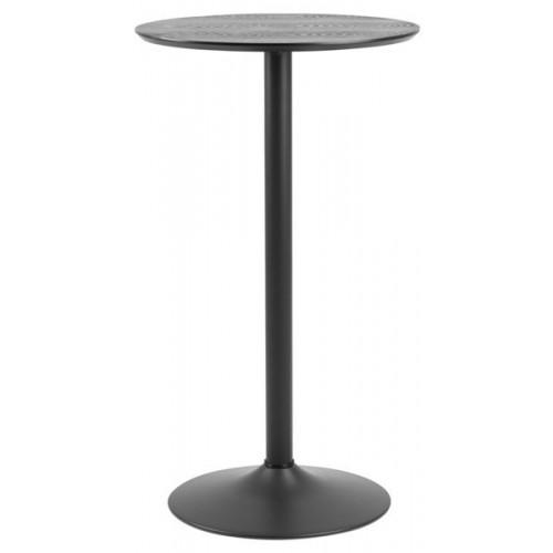 Round Coffee Table Exotika Ø 60 cm | Black
