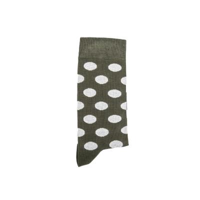 Unisex-Socken   Makro Grün