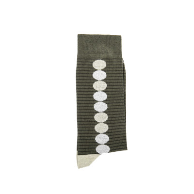 Unisex-Socken   Pom Pom Green