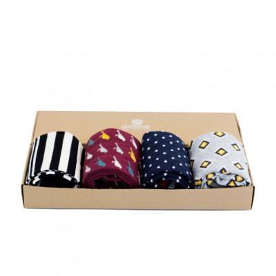 Socken Classic Geschenkbox