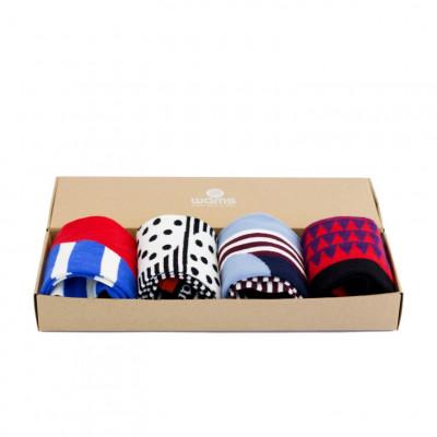 Socken Remarkable Geschenkbox