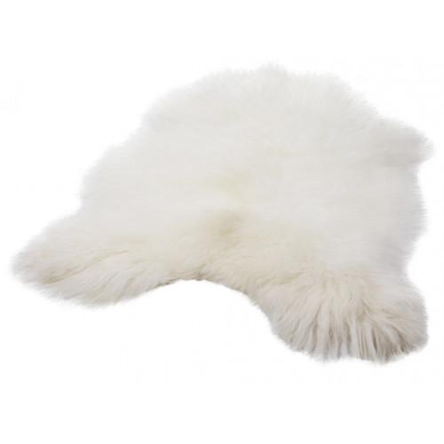 Isländisches Schafsfell | Weiß