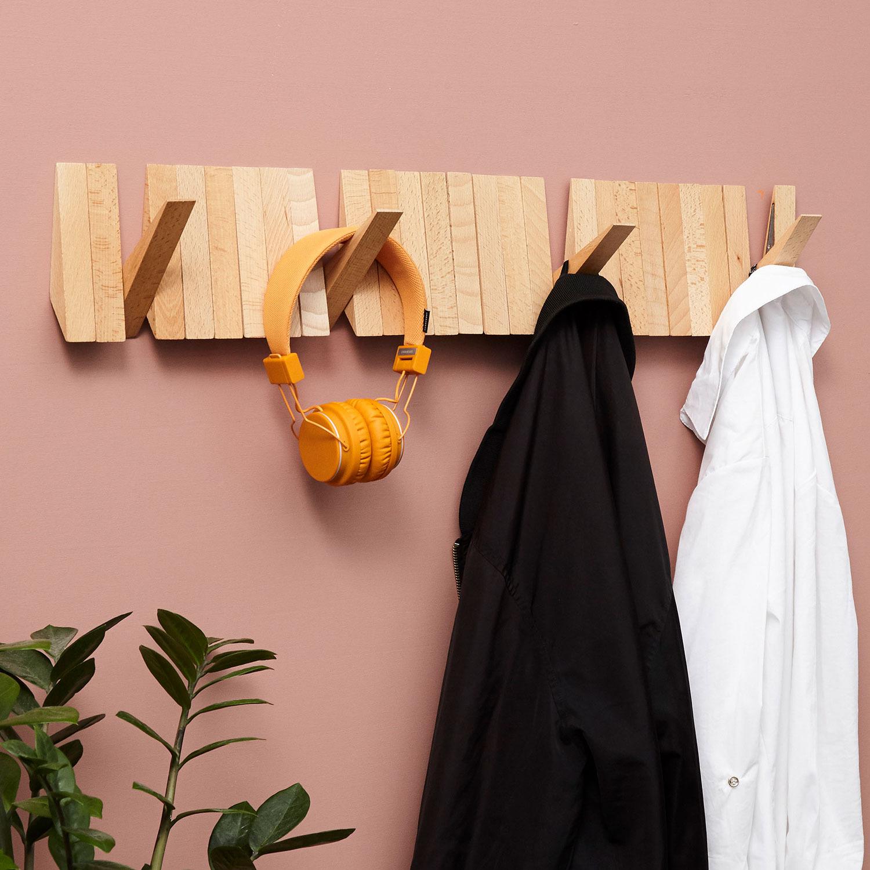 Garderobe Switchboard   Natürlich