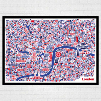Londoner Poster