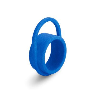 Ausgeglichener Ring #3 | Blau