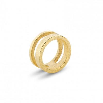 Ausgewogener Ring #2 | Gold