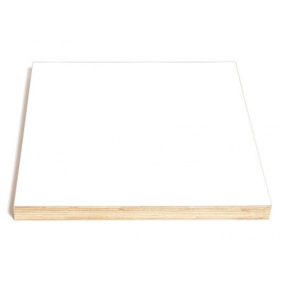 Square Chalk-and Magnetic Board White