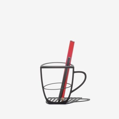 Item Holder   Coffee   Black