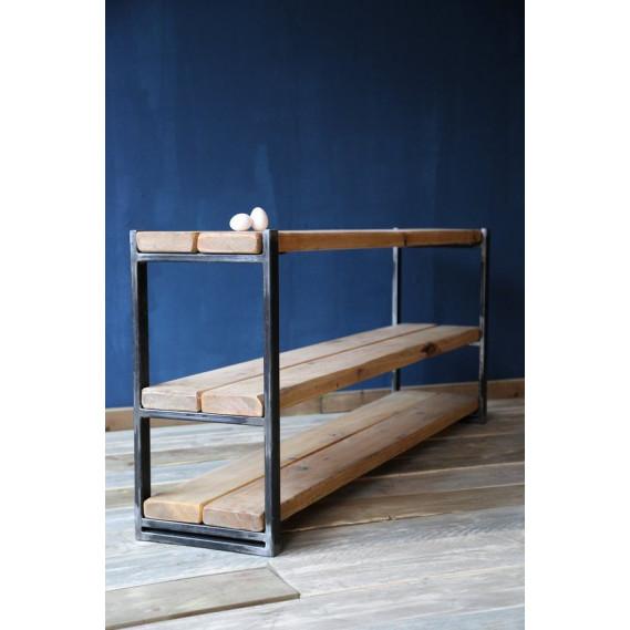 Kitchen Shelf Sinem | Light Brown