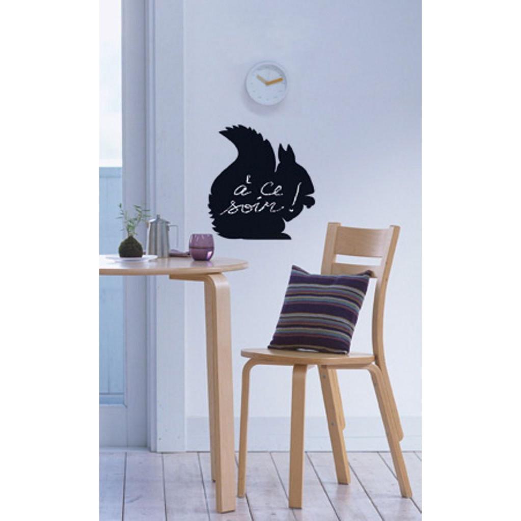 Écureuil auto-adhésif pour tableau noir