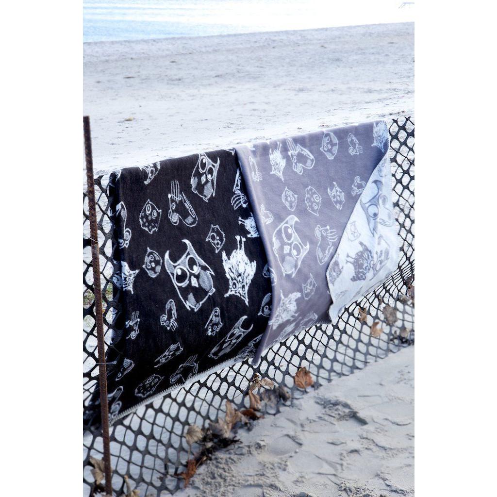 Blanket Sea World Beige/Natural