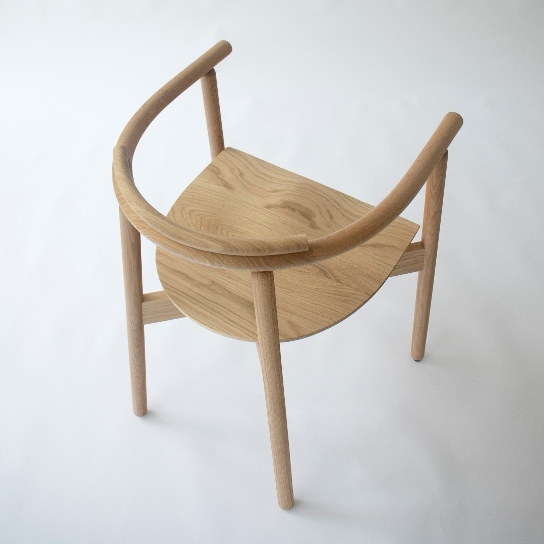 Chaise Mars | Bois de Frêne