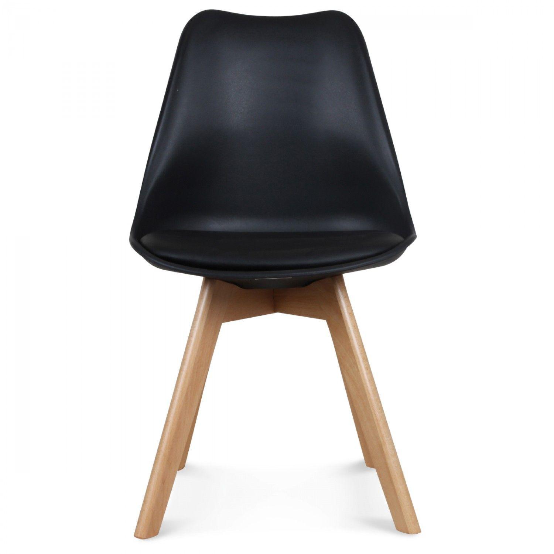 Stuhl Scandi | Schwarz