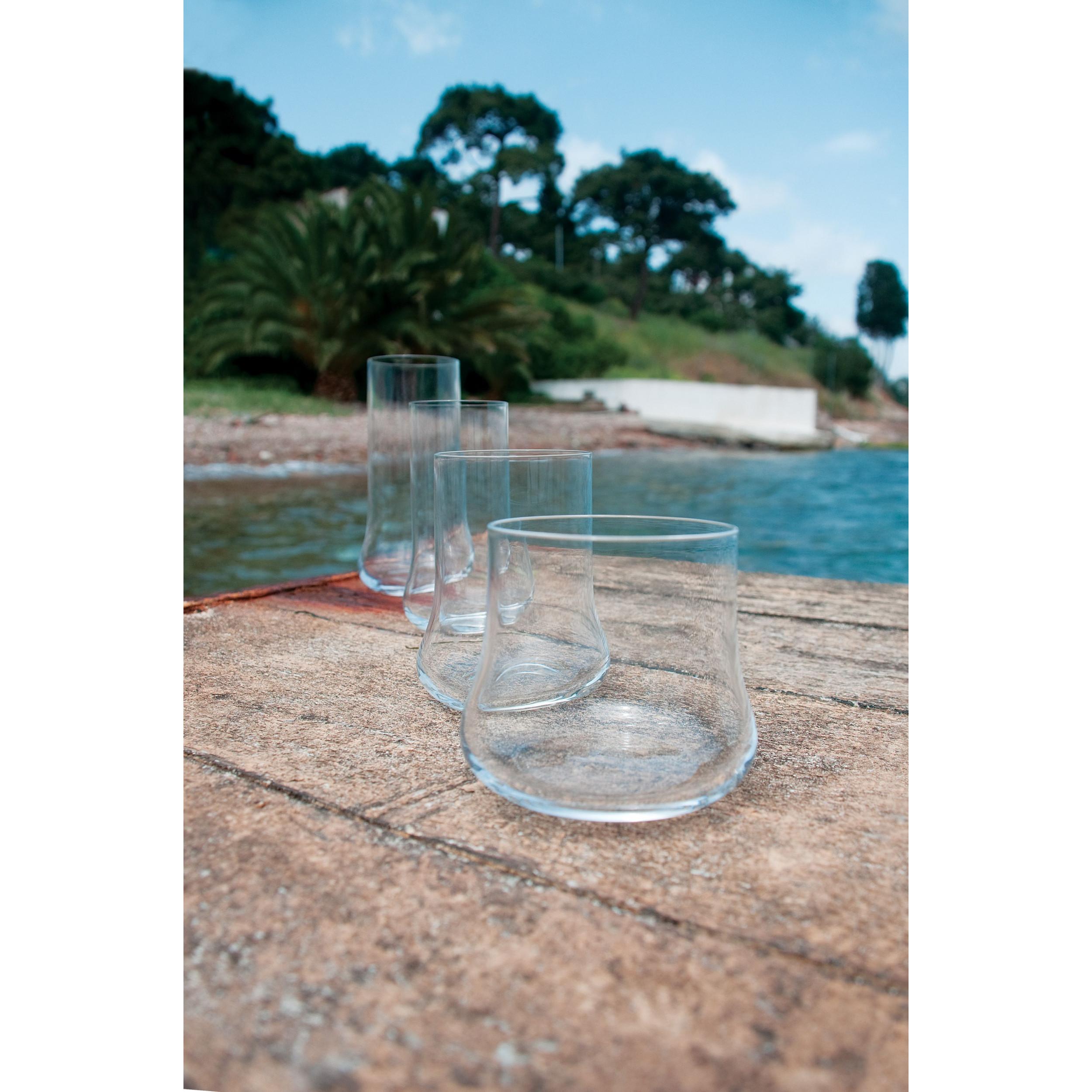 Set of 2 Sade Whiskey Glasses