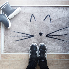 Fußmatte Dory Touch | 50 x 75 cm