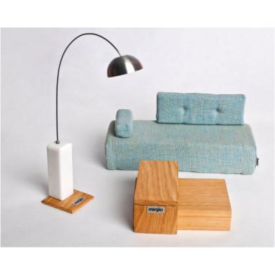 Living Room Doll Set
