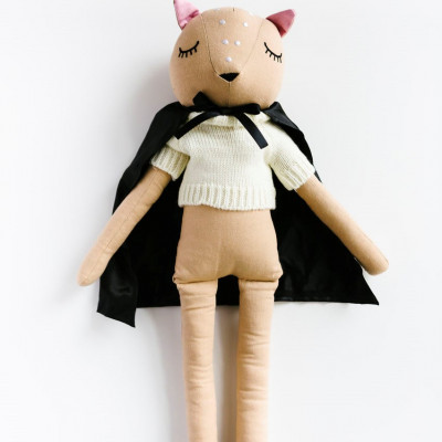 Puppe | Georgie der Hirsch