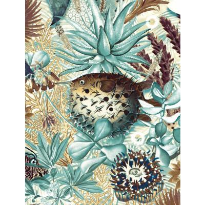 Wallpaper Underwater Jungle 4 Sheets | 683