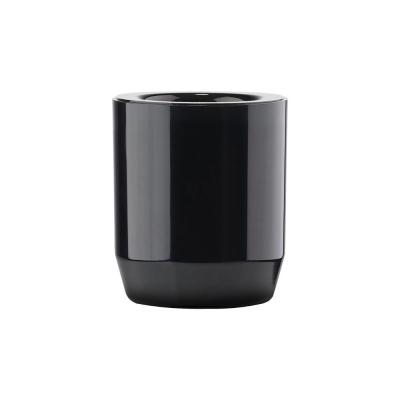Toothbrush Mug 9 cm SUII | Black