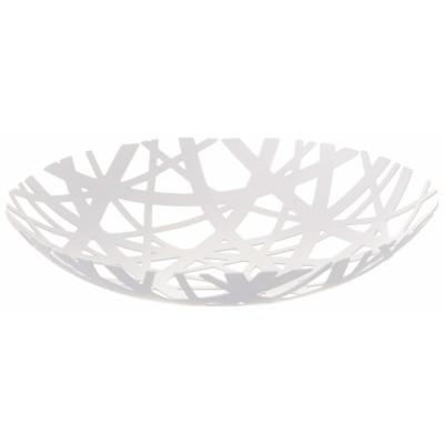 Fruit Bowl Tower | White
