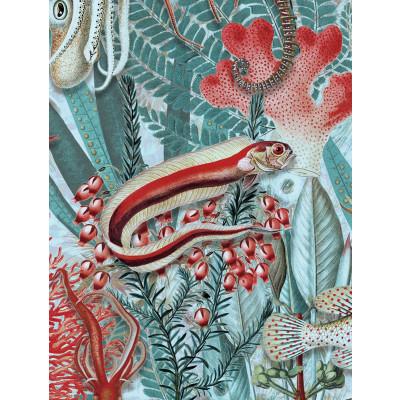 Wallpaper Underwater Jungle 4 Sheets | 687