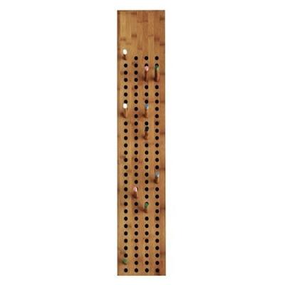 Vertikale Wandgarderobe Scoreboard   Groß