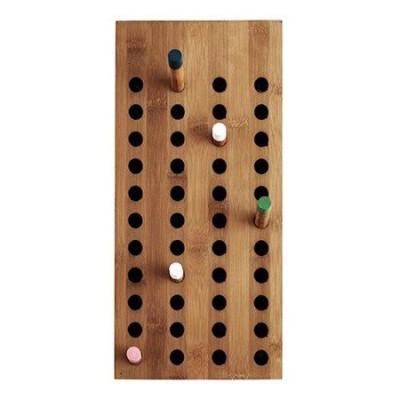 Vertikale Wandgarderobe Scoreboard   Klein