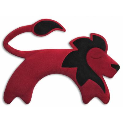 Wärmekissen Der Löwe Juri | Rot