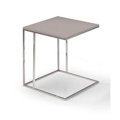 Lamina Side Table | Dove Grey
