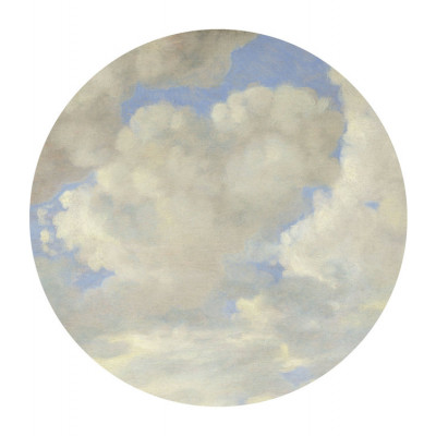 Wallpaper Circle Golden Age Clouds | 5 Sheets