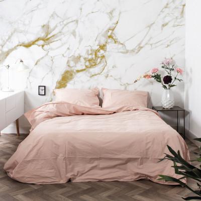 Wallpaper | Marble White & Gold