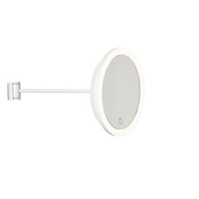 Wandspiegel 18 cm | Weiß