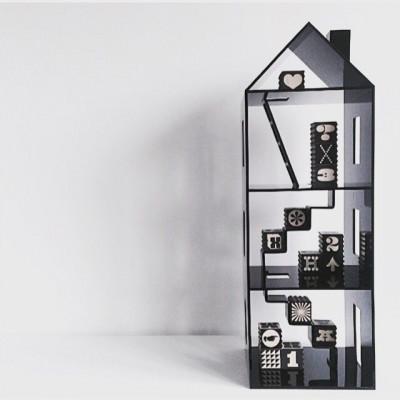 Noir Dachgeschoss Haus