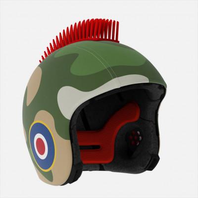 EGG Helmet   Tommy Mohawk