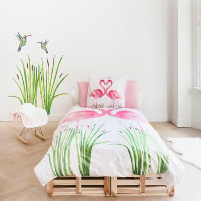 Bettbezug | Flamingo