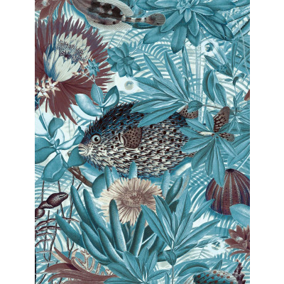 Wallpaper Underwater Jungle 4 Sheets | 684