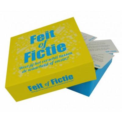 Partyspiel Feit von Fictie (auf Niederländisch)