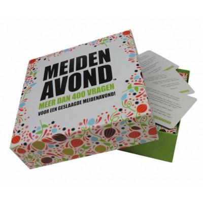 Partyspiel Meidenavond XL (auf Niederländisch)