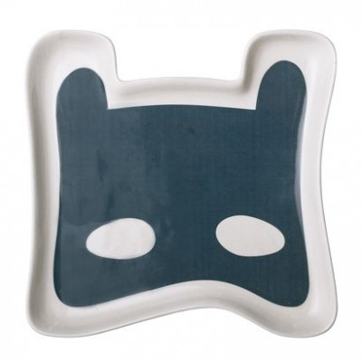 Plate Superhero | Blue