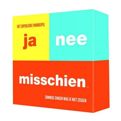 Partyspiel Ja Nee Misschien (auf Niederländisch)