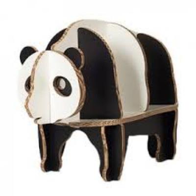 Pandabuchregal