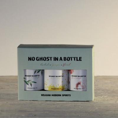 Alkoholfreies Spirituosenset 3er-Set | Blumenfreude / Ingwerfreude / Kräuterfreude