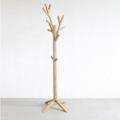 Oak Tree Coat Hanger Stand