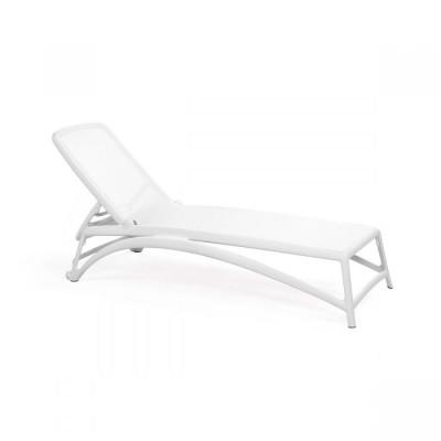 Liegestuhl Atlantico | Weiß