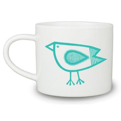 Mugs Bird | Set of 6
