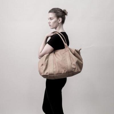 Christy Duffel Bag   Camel